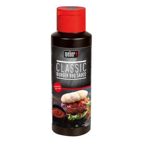 WEBER CLASSIC BURGER BBQ SAUCE 300 ML