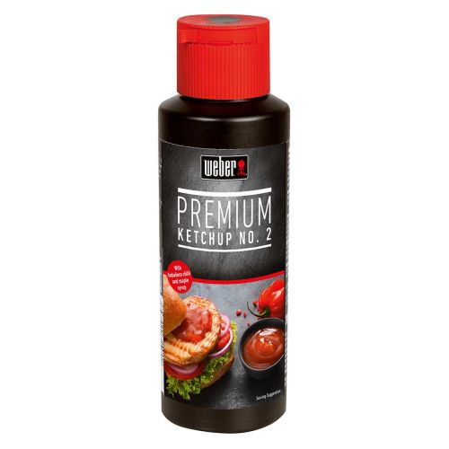 WEBER PREMIUM KETCHUP NO2 300 ML