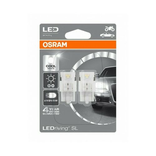 OSRAM LED 12V W21/5W COOL WHITE 6000 K