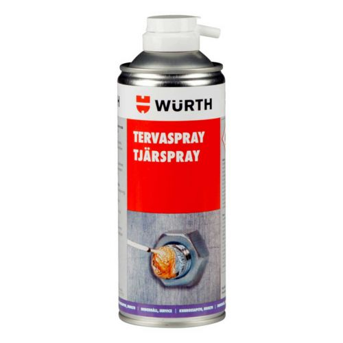 WÜRTH TERVASPRAY W-PLUS  400 ML