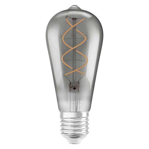 OSRAM VINTAGE 1906 LED CL EDISON LAMPPU 4,5W/818 E27 SAVUHARMA