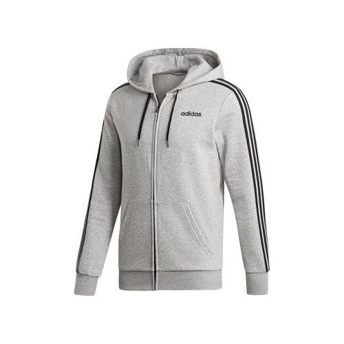 Adidas miesten huppari takki harmaa M