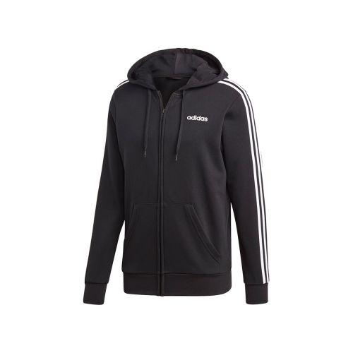 Adidas miesten huppari takki musta XS