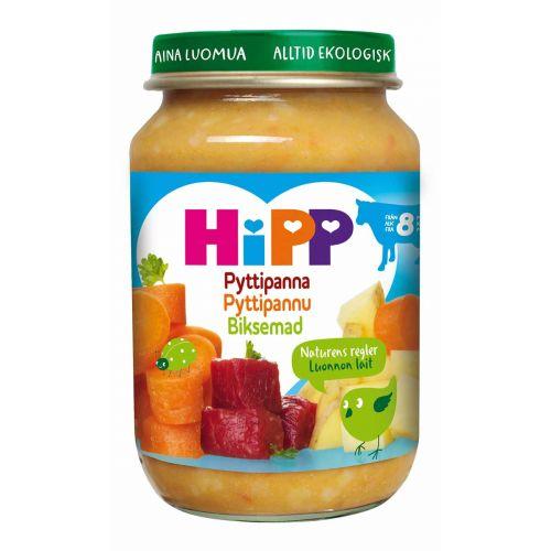 HIPP HIPP PYTTIPANNU 8KK LUOM  190 G
