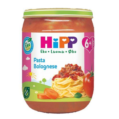 HIPP HIPP PASTA BOLOGNESE LUOMU 6KK 190 G
