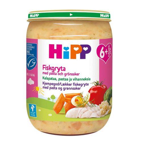 HIPP HIPP KALAPATAA PASTA 6KK  190 G