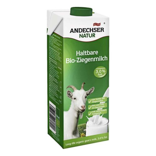 ANDECHSER NATUR VUOHENMAITO 3,2% LUOMU 1L
