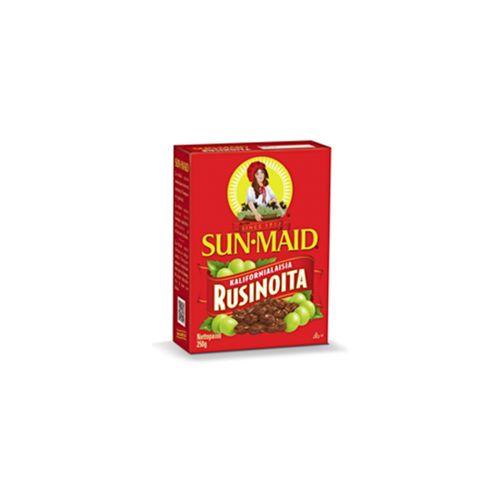 Sun-Maid kalifornialaisia rusinoita 250g