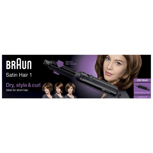 BRAUN AS110 SATIN HAIR-1 ILMAKIHARRIN 200W