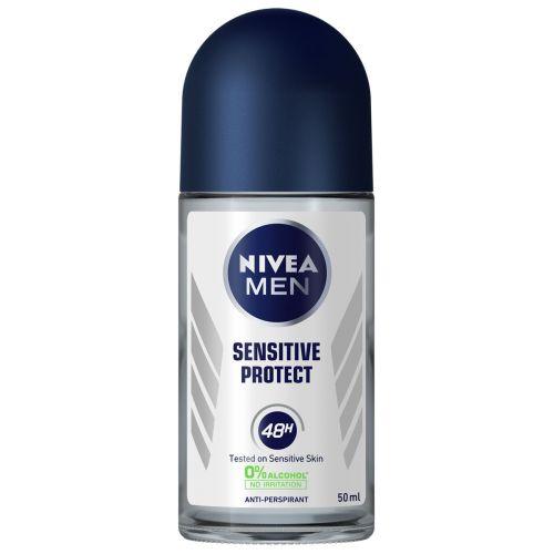 NIVEA DEO ROLL ON FOR MEN SENSITEVE PROTECT 50 ML