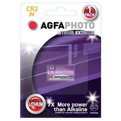 AGFAPHOTO ALITIUMPARISTO CR-2, 3V