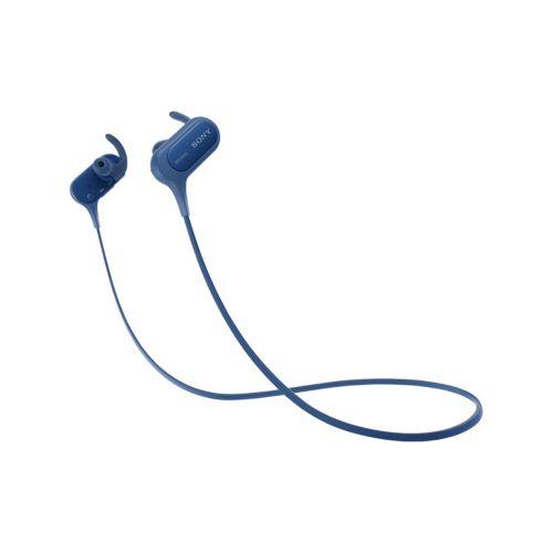 SONY MRD-XB50BS Bluetooth sporttikuuloke, sininen