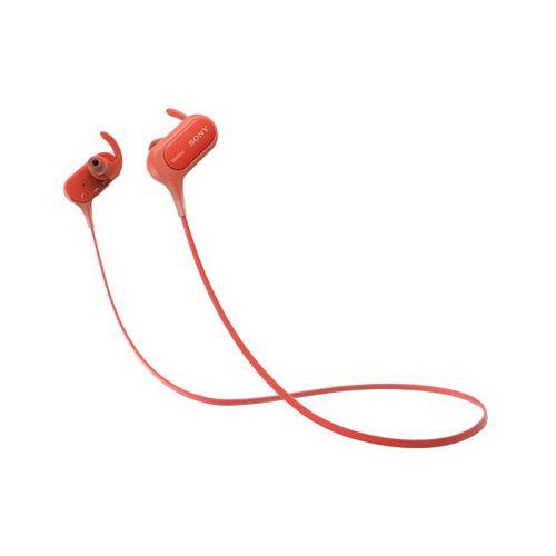 SONY MRD-XB50BS Bluetooth sporttikuuloke, punainen