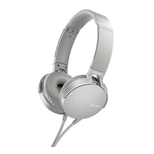 SONY MDRXB550APB Extra bass kuuloke, valkoinen