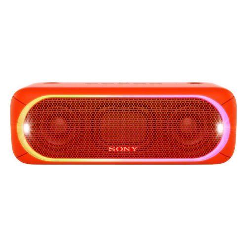 SONY SRS-XB30 Bluetooth/NFC kaiutin, punainen