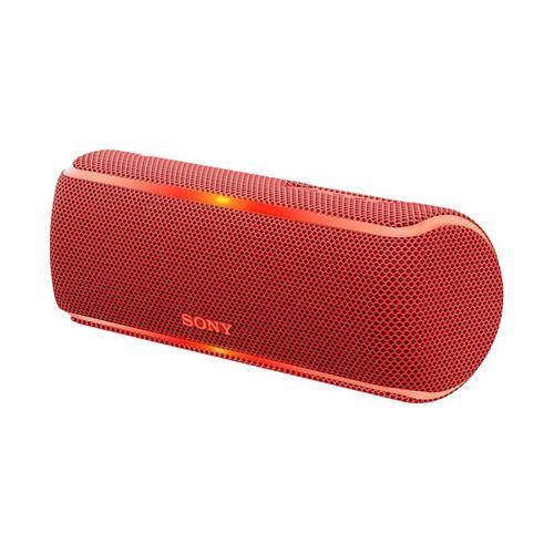 SONY SRS-XB21 Bluetooth kaiutin, punainen