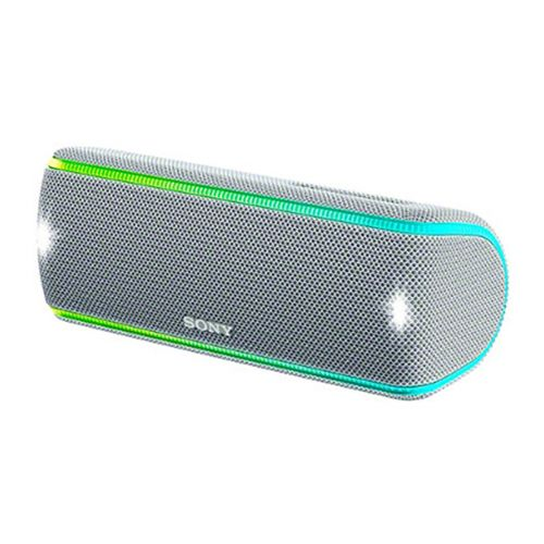 SONY SRS-XB31 Bluetooth/NFC kaiutin, valkoinen