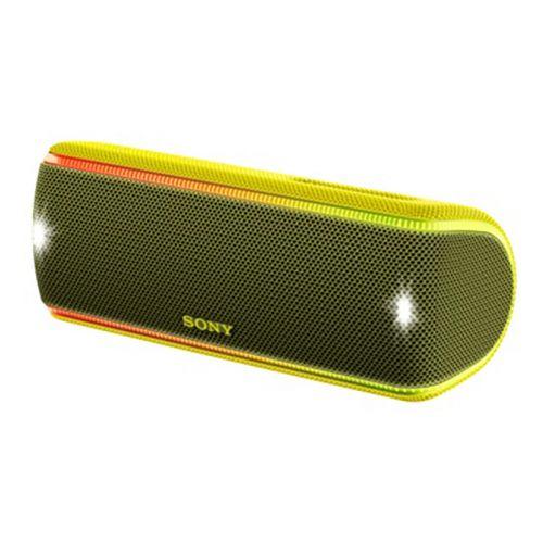 SONY SRS-XB31 Bluetooth/NFC kaiutin, keltainen