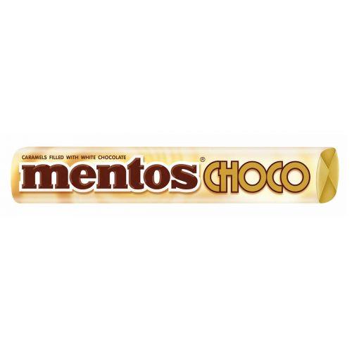 MENTOS WHITE CHOCO  38 G