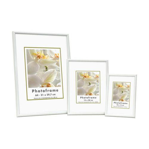 ARTLINK KEHYS DECOLINE WHITE 24X30