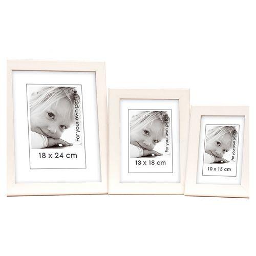 ART LINK KEHYS TRENDLINE WHITE 13X18