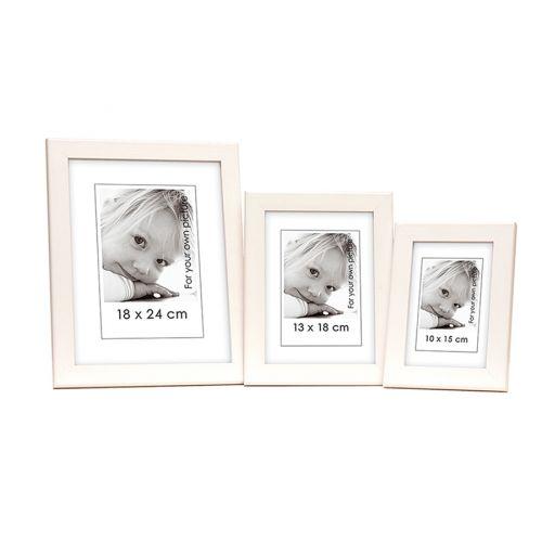 ART LINK KEHYS TRENDLINE WHITE 15X20