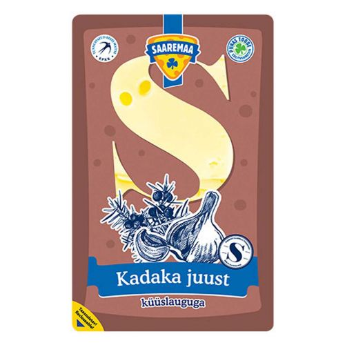 SAAREMAA KADAKA VIIPALE  150 G