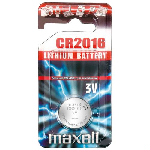 MAXELL NAPPIPARISTO CR 2016  1-PACK