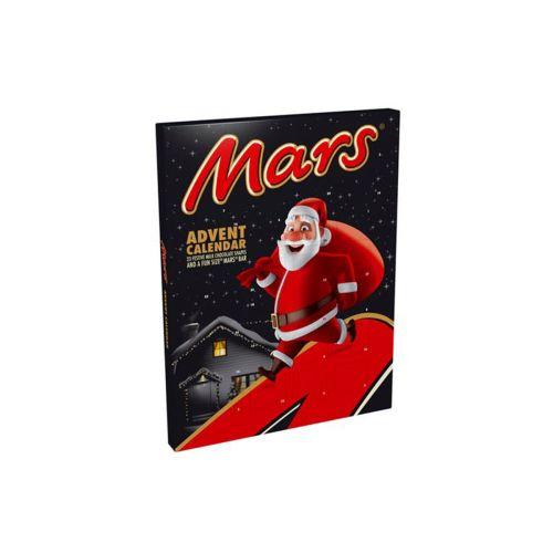 Mars suklaajoulukalenteri 111g