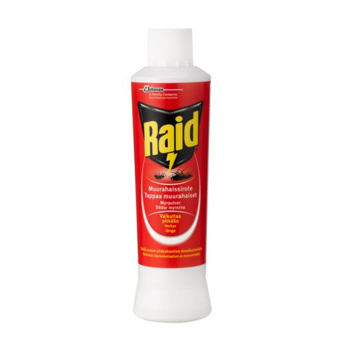 RAID MUURAHAISSIROTE / MYRPULVER 250G 250 G