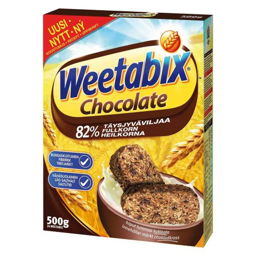 WEETABIX CHOCOLATE  500 G