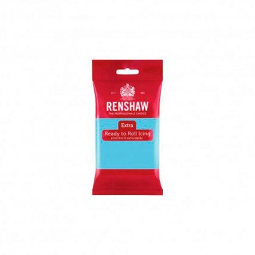 Renshaw Extra sokerimassa 250g, vaaleansininen