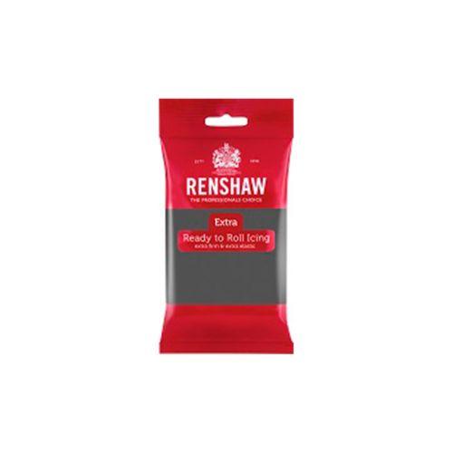 Renshaw Extra sokerimassa 250g, harmaa