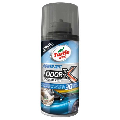 TURTLE WAX ODOR CAR BLAST KINETIC 100 ML