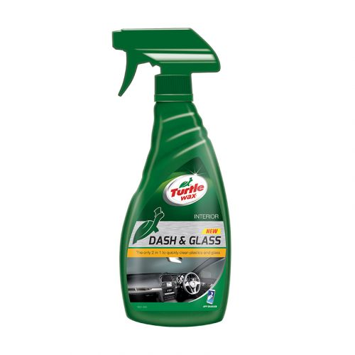TURTLE WAX DASH & GLASS 500ML 500 ML