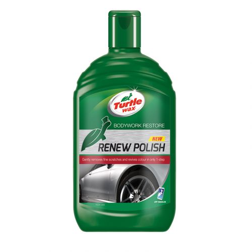 TURTLE WAX RENEW SUPER CLEANER AUTOVAHA 500 ML