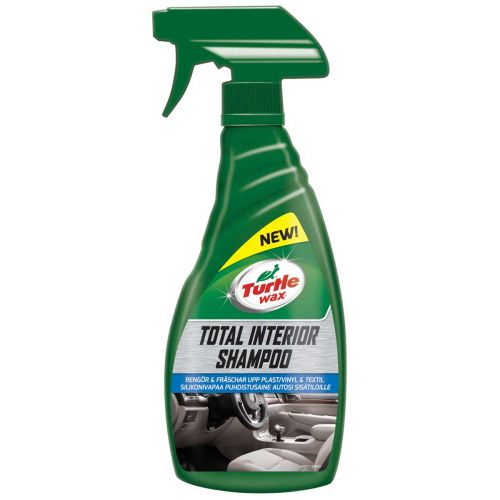 TURTLE WAX INTERIOR SHAMPOO