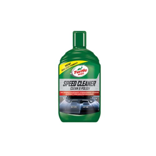 TURTLE WAX SPEED CLEANER CLEAN & POLISH 500ML 500 ML