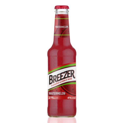 BACARDI BREEZER 4% WATERMELON KLP 275 ML