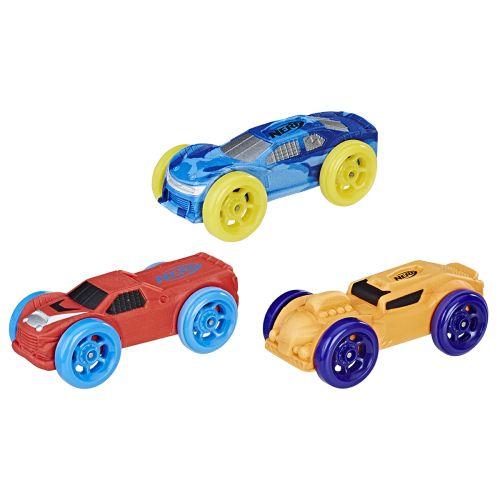 Nerf Nitro Foam Car 3kpl