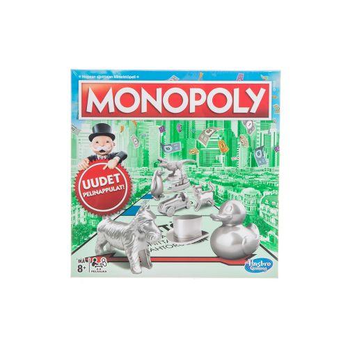 HASBRO GAMES CLASSIC MONOPOLY FI