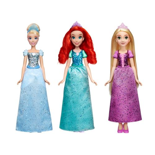 DISNEY PRINCESS SHIMMER A FASHION NUKKE