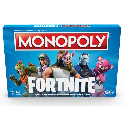 Hasbro Games Monopoly Fortnite (ENG)