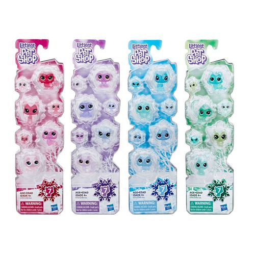 LPS FROSTED WONDERLAND HAHMOT 4+3 HAHMOA
