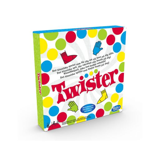 HASBRO GAMES TWISTER REFRESH