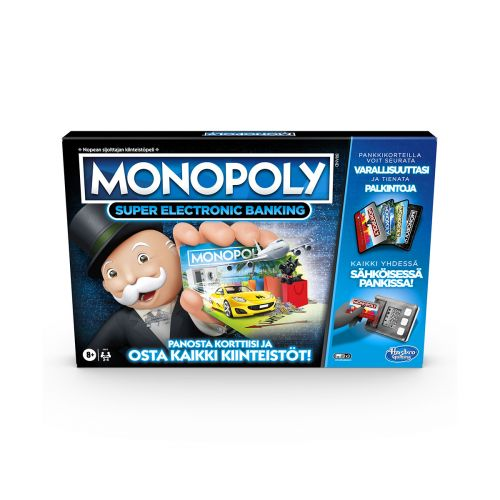HASBRO GAMES MONOPOLY ULTIMATE REWARDS - FI