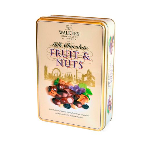 CHOCOLATE FRUIT&NUTS 250 G