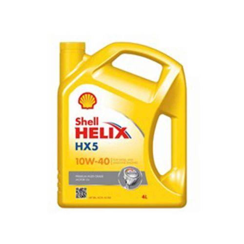SHELL HELIX HX5 10W-40 4 L