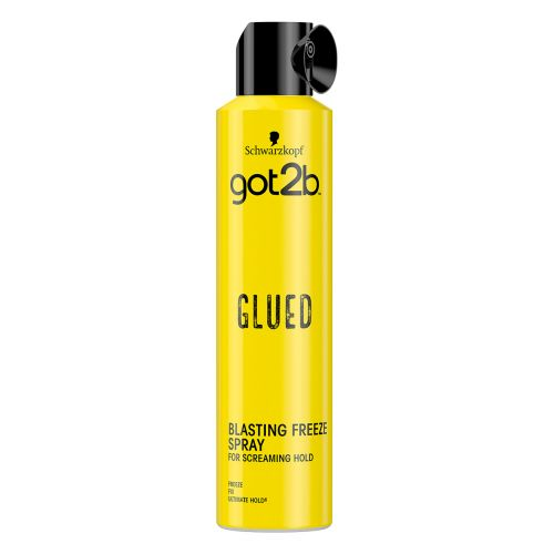 Schwarzkopf got2b Glued Blasting Freeze hiuskiinne 300ml