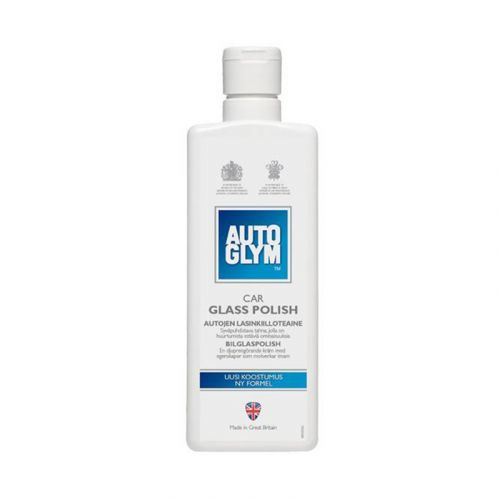 AUTOGLYM CAR GLASS POLISH-IKKUNANPESUAINE 325ML